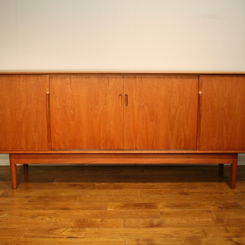 60s dalescraft teak danish style sideboard pure imagination for Furniture 60s style