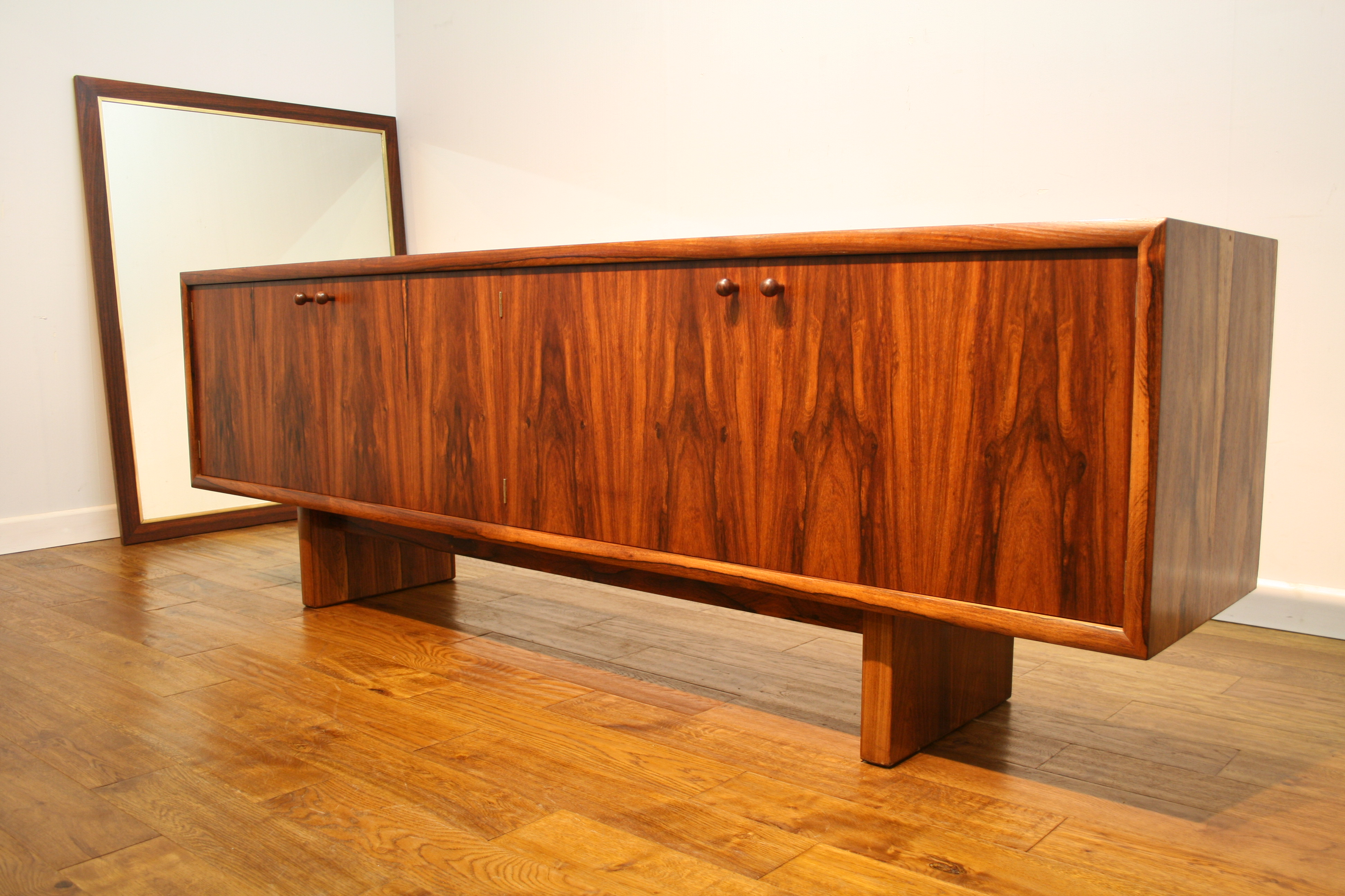Gordon Russell 1970s Rosewood Sideboard By Martin Hall